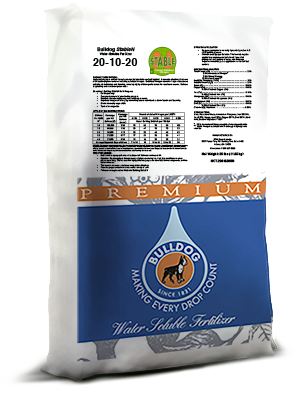 Bulldog® StableN 20-10-20 Water-Soluble Fertilizer