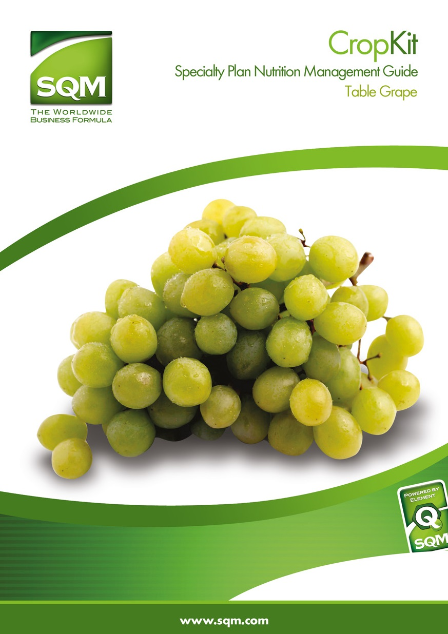 Crop Kit table grape